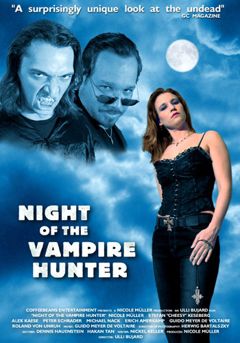 Night of the Vampire Hunter Poster